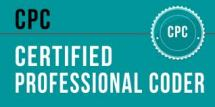 Be a Certified Professional Coder Today!